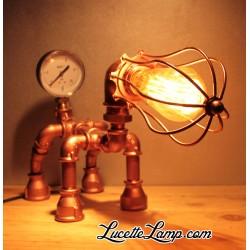Lampe Chien Manomètre...
